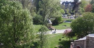 Hôtel Du Parc Montsouris - Pariisi