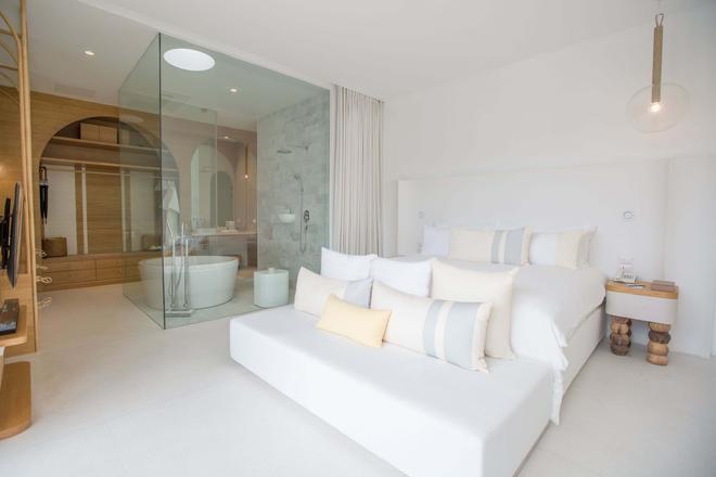 蘇梅島查汶海灘sala度假酒店 - 蘇梅島 - 臥室