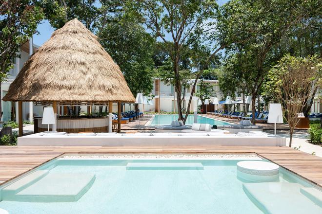 蘇梅島查汶海灘sala度假酒店 - 蘇梅島 - 游泳池