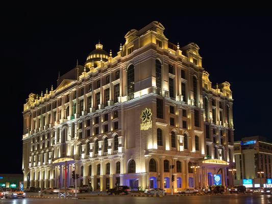 Narcissus Hotel And Residence - Thủ Đô Riyadh - Toà nhà