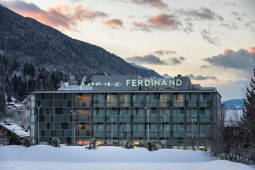 FRANZ ferdinand Mountain Resort Nassfeld - Трёполах - Здание