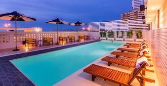 Ermita, Cartagena, a Tribute Portfolio Hotel - Cartagena - Bể bơi