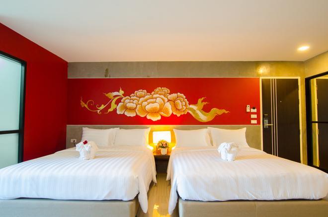The Riche Boutique - Bangkok - Bedroom