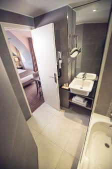 艾菲爾旅遊蒂姆飯店 - 巴黎 - 浴室