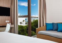Travelodge Pattaya - Pattaya - Schlafzimmer