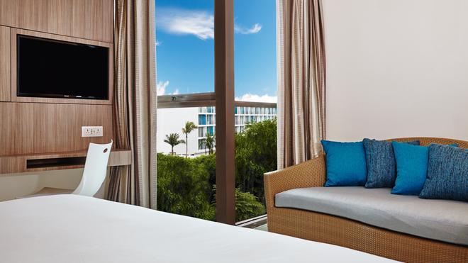 芭堤雅高級酒店 - 芭達雅 - 臥室