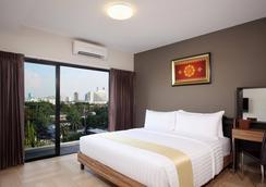 Chiva Bangkok Hotel - Bangkok - Schlafzimmer