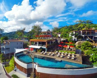 布吉阿瑪瑞度假酒店 - 芭東 - 建築