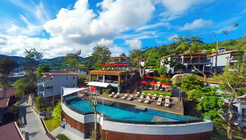 布吉阿瑪瑞度假酒店 - 芭東海灘 - 建築