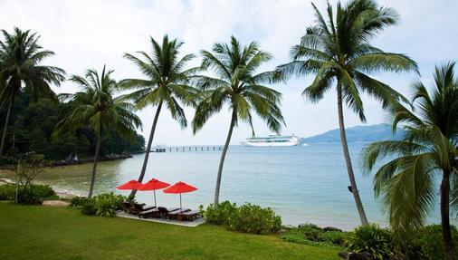 布吉阿瑪瑞度假酒店 - 芭東海灘 - 海灘