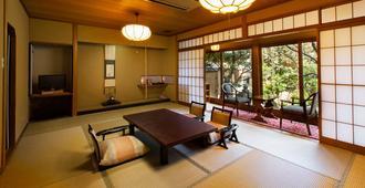 Arashiyama Benkei - Kioto - Comedor