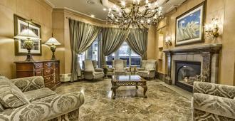 Hôtel Palace Royal centre-ville - קוויבק סיטי - לובי