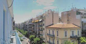 Athens City Apartments & Hotel - Atenas - Vista del exterior