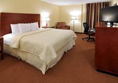 Comfort Inn Near Ft. Bragg - Fayetteville - Bedroom