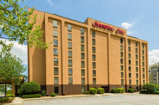 Hampton Inn Atlanta Perimeter Center - Atlanta - Rakennus