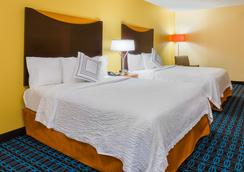 Fairfield Inn & Suites by Marriott Mobile - Mobile - Bedroom