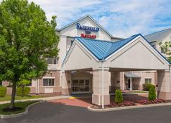 Fairfield Inn by Marriott Albany University Area - Όλμπανι - Κτίριο