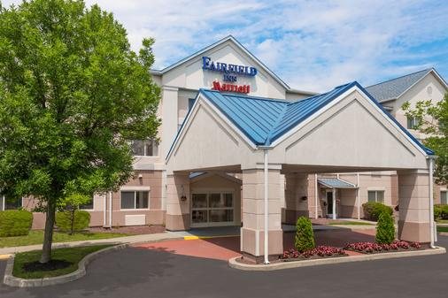 Fairfield Inn by Marriott Albany University Area - Albany - Building