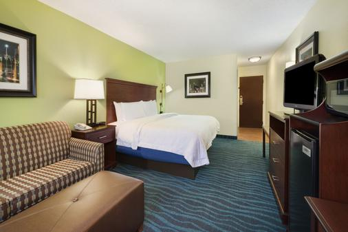 Hampton Inn Atlanta Perimeter Center - Atlanta - Makuuhuone