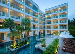 Chanalai Romantica Resort Kata Beach - Adult Only - Karon - Κτίριο