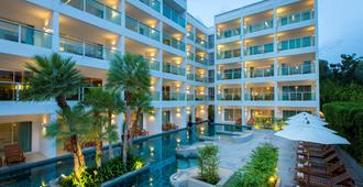 Chanalai Romantica Resort Kata Beach - Adult Only - Karon - Building