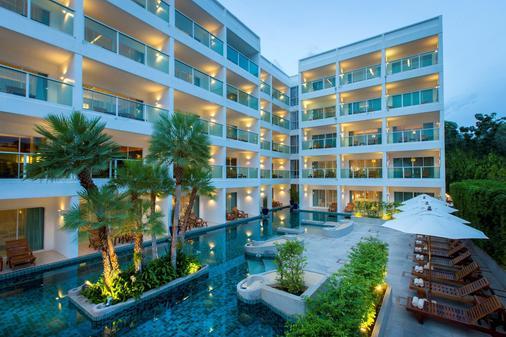 Chanalai Romantica Resort Kata Beach - Adult Only - Karon - Rakennus