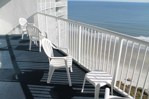 Sea Watch Resort - Myrtle Beach - Balcón