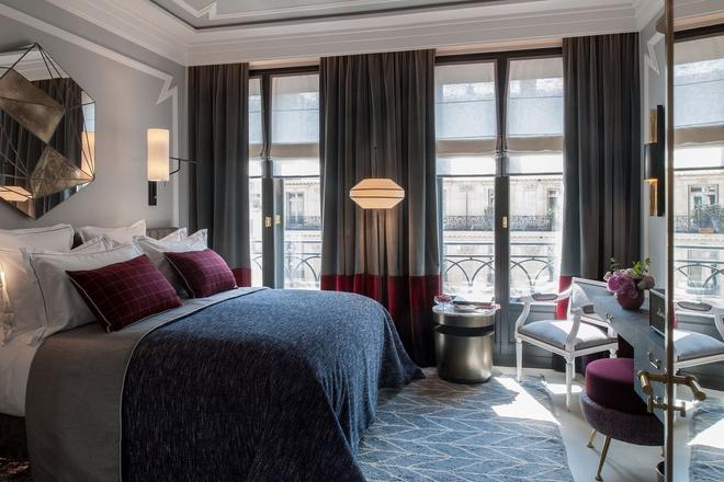 Nolinski Paris - Paris - Phòng ngủ