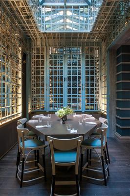 Nolinski Paris - Paris - Phòng ăn
