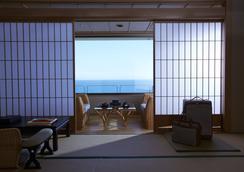Wakamatsu Hot Spring Resort - Hakodate - Bedroom