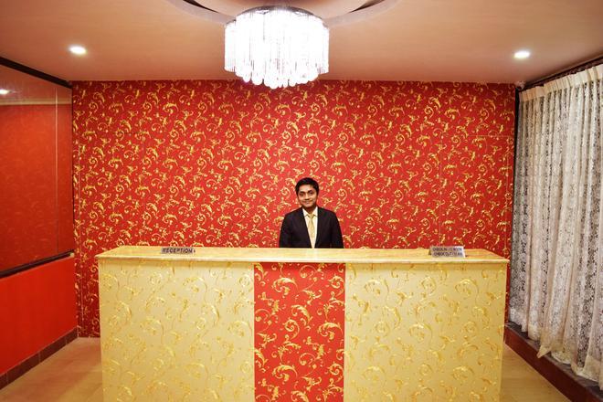 阿維莎酒店 - 加爾各答 - 加爾各答 - 櫃檯