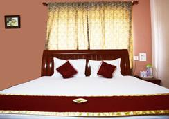 Hotel Avisha - Kalkutta - Makuuhuone