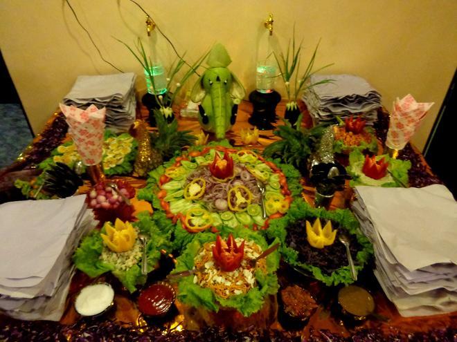 阿維莎酒店 - 加爾各答 - 加爾各答 - 飲食