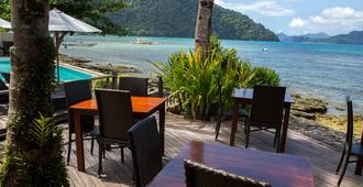 Cadlao Resort And Restaurant - אל נידו - מסעדה