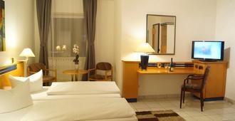 灣茲貝克基礎酒店 - 漢堡 - 漢堡 - 臥室