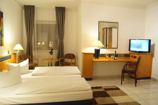 Hotel Rahlstedter Hof - Hamburg - Phòng ngủ