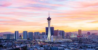Stratosphere Hotel, Casino & Tower, BW Premier Collection - Las Vegas - Toà nhà