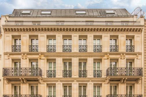 Hôtel Splendide Royal Paris - Paris - Toà nhà