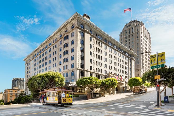 三藩市斯坦福萬麗酒店 - 三藩市 - 舊金山 - 建築