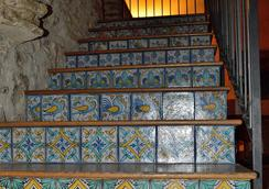 Villa D'Andrea - Caltagirone - Stairs