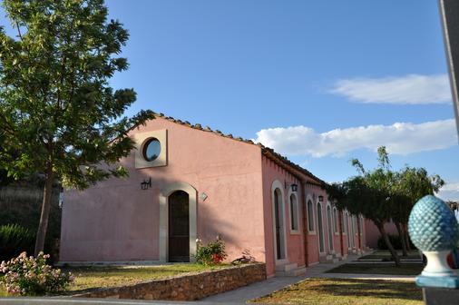 Villa D'Andrea - Caltagirone - Building