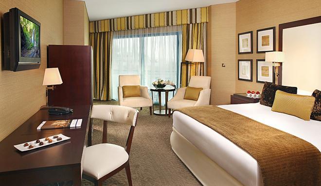Roda Al Bustan Hotel - Ντουμπάι - Κρεβατοκάμαρα