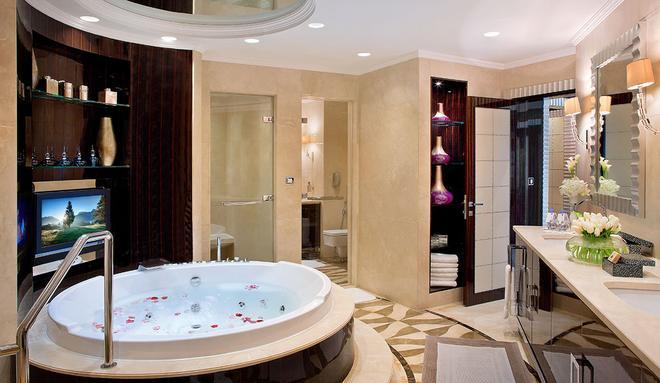 Roda Al Bustan Hotel - Ντουμπάι - Μπάνιο