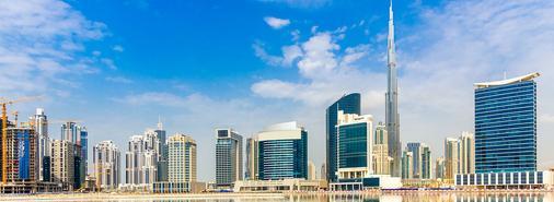 Roda Al Bustan - Dubai - Building
