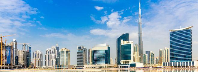 Roda Al Bustan Hotel - Ντουμπάι - Κτίριο