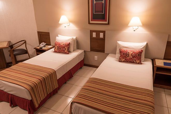 Tamandaré Plaza Hotel - Goiânia - Makuuhuone