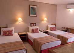 Tamandaré Plaza Hotel - Goiânia - Bedroom
