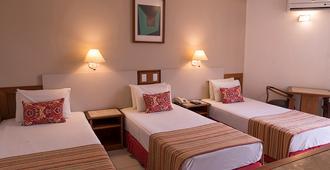 Tamandaré Plaza Hotel - Goiânia - Camera da letto