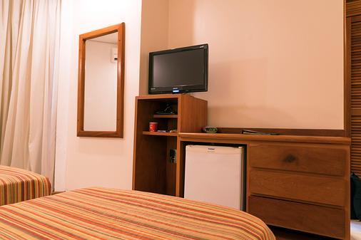 Tamandaré Plaza Hotel - Goiânia - Tiện nghi trong phòng