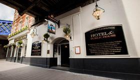 The Wellington Hotel - Лондон - Здание